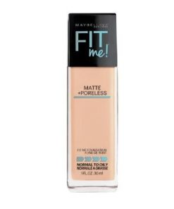 Matte Fit me Maybeline Bronze Richie