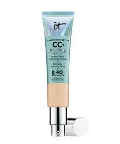 Corrector en Crema Oil Free Matte SPF 40 Color Neutral Tan Marca It Cosmetics