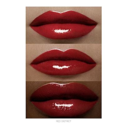 Full Vinyl Lip Lacquer Color Red District Marca Nars